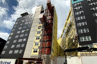 New Co-Living Construction: X Denver