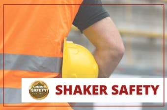 Shaker's Sustainable Safety Commitment