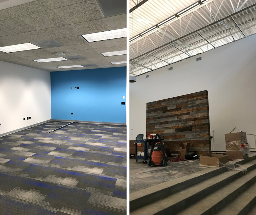 Commercial Interior Repaint in Centennial, CO: A Complete Transformation!